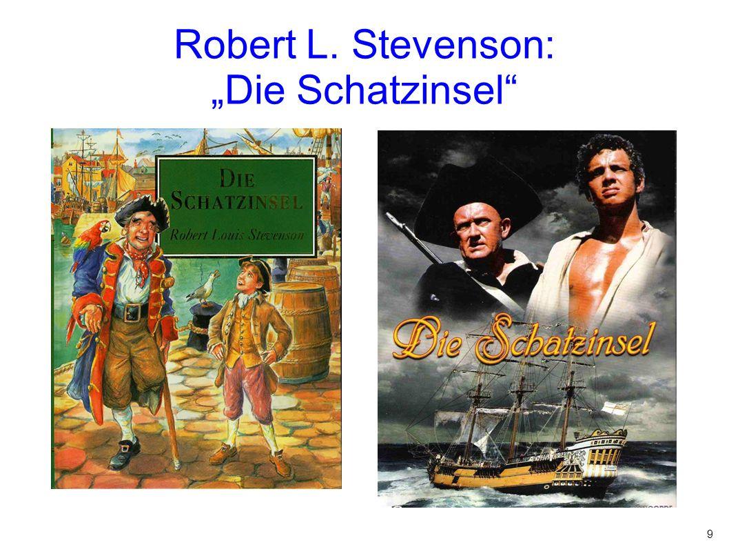 """Robert L. Stevenson: """"Die Schatzinsel"""