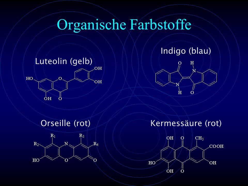 Organische Farbstoffe