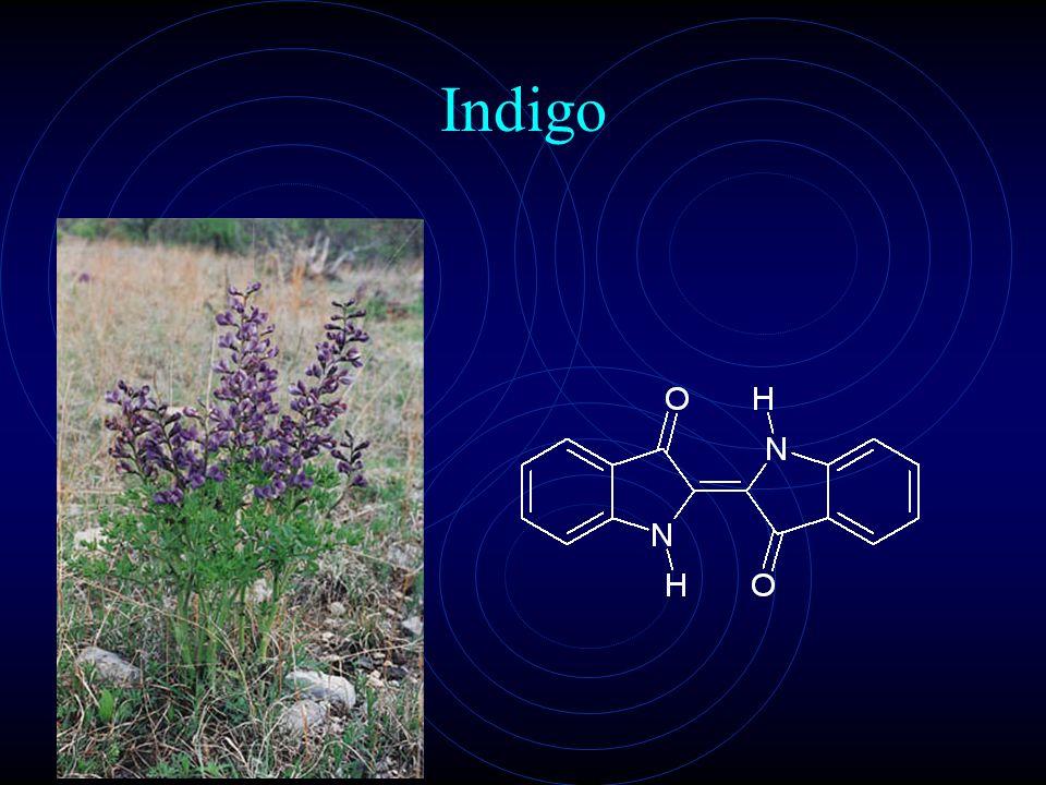 Indigo Indigo als Beispiel eines unverstandenen Farbstoffs