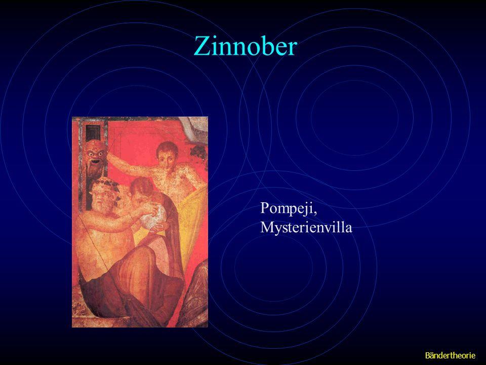 Zinnober Pompeji, Mysterienvilla