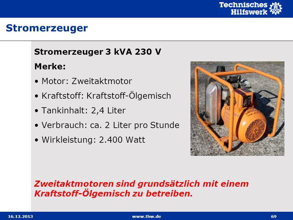 Stromerzeuger Stromerzeuger 3 kVA 230 V Merke: Motor: Zweitaktmotor