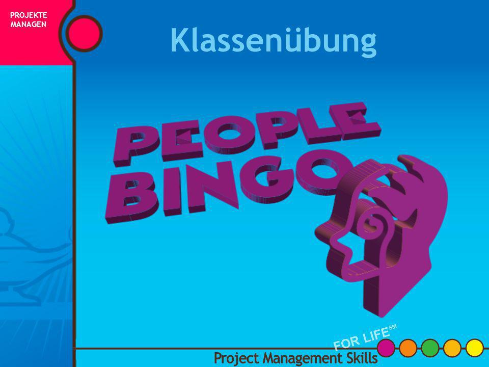 Klassenübung FOR LIFESM