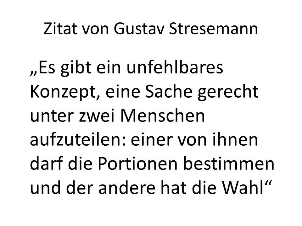 Zitat von Gustav Stresemann