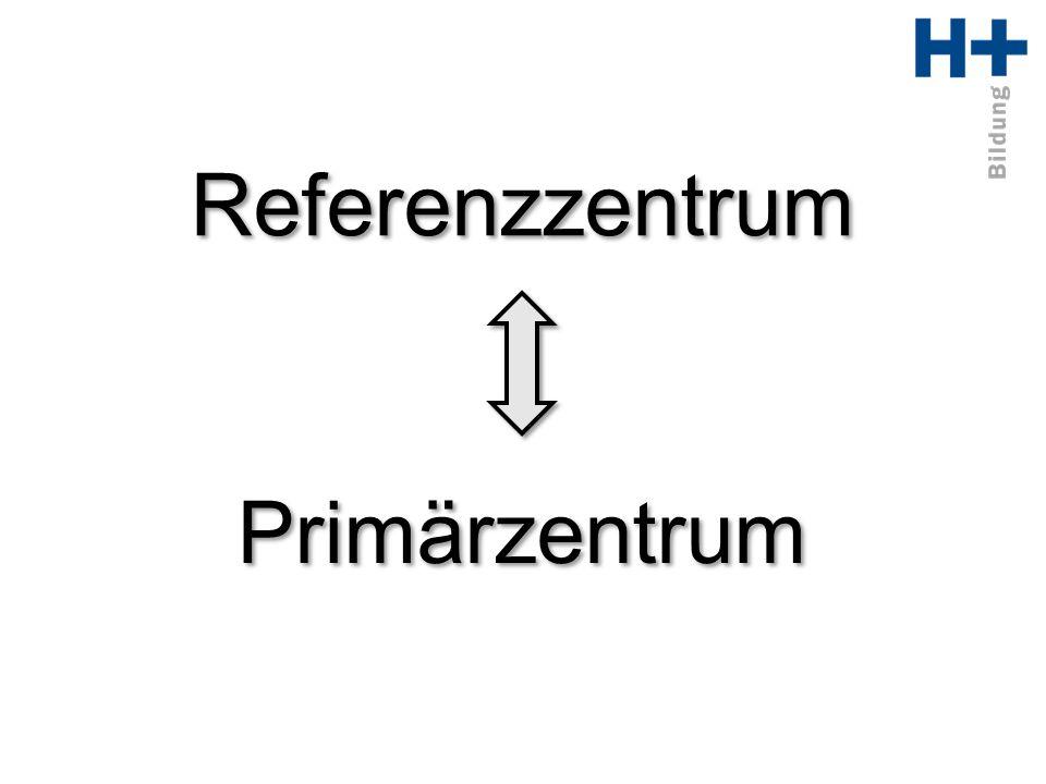 Referenzzentrum Primärzentrum
