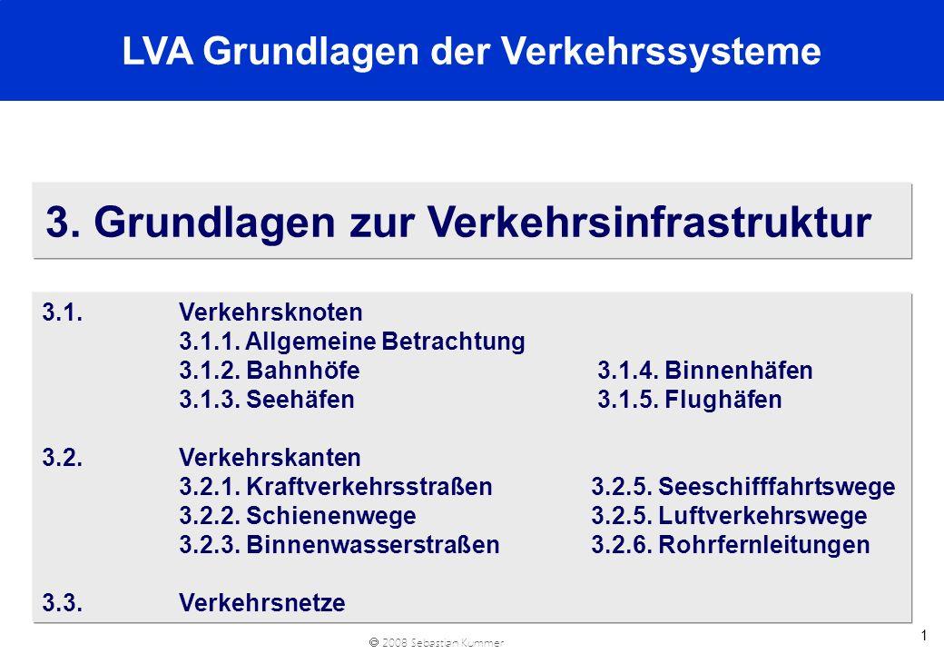 LVA Grundlagen der Verkehrssysteme