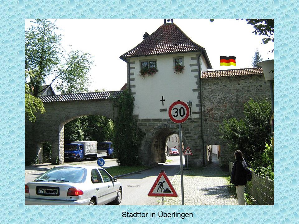 Stadttor in Überlingen