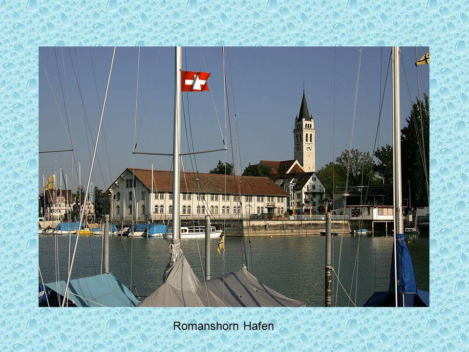 Romanshorn Hafen