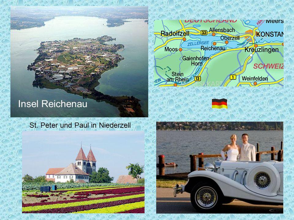 Insel Reichenau St. Peter und Paul in Niederzell