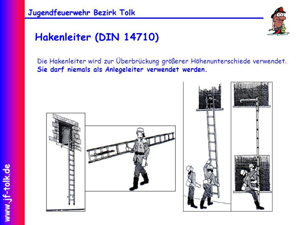 Hakenleiter (DIN 14710)