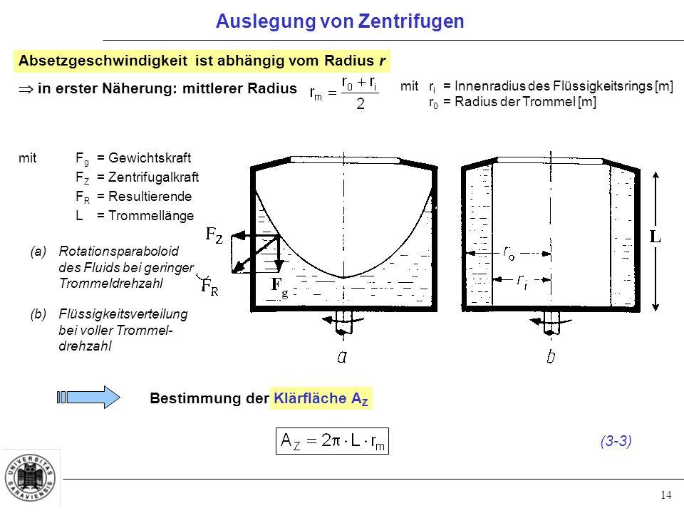 Relativgeschwindigkeit Berechnen : technische chemie ii vorlesung z e n t r i f u g a t i o n ppt video online herunterladen ~ Themetempest.com Abrechnung