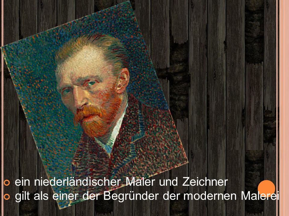 ein niederländischer Maler und Zeichner