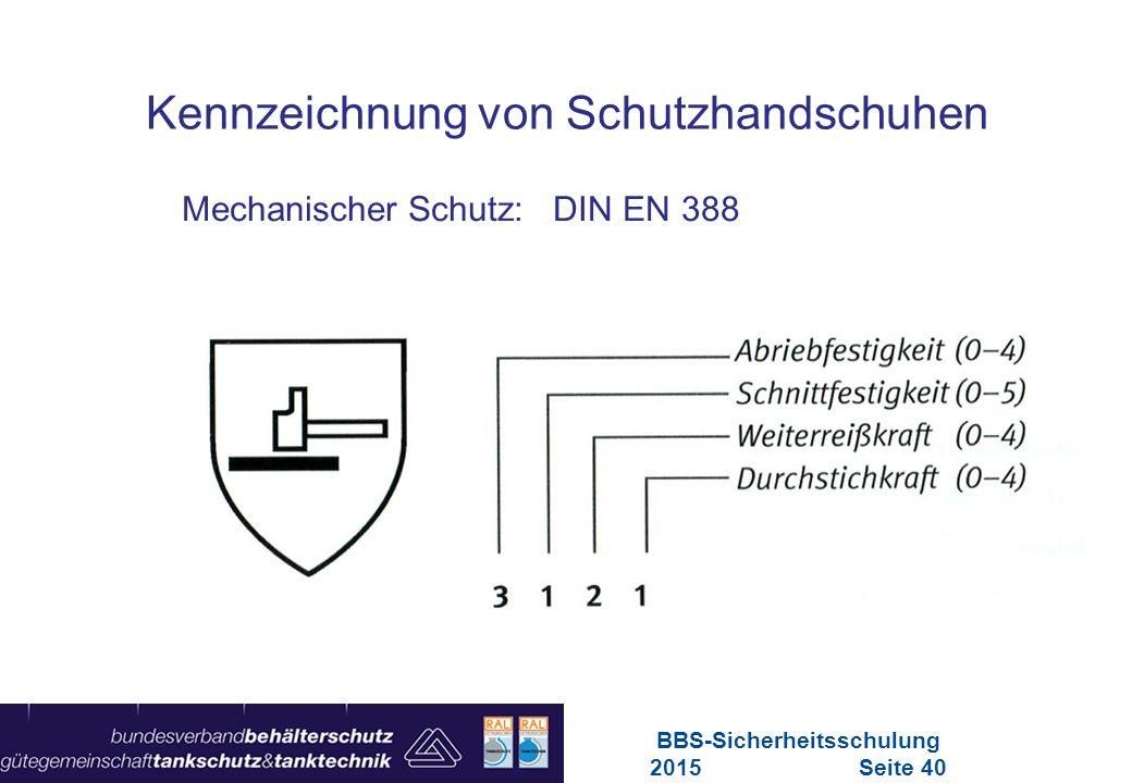 BBS-Sicherheitsschulung 2015 Seite 40