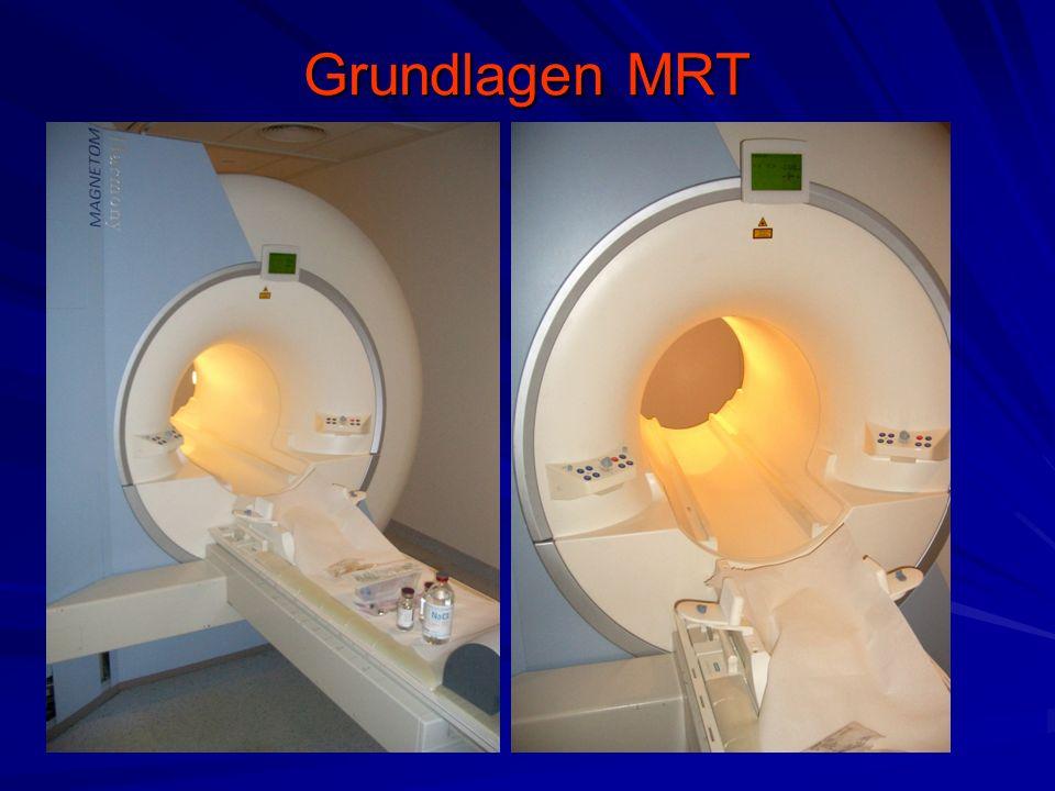 Grundlagen MRT