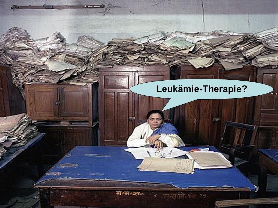 Leukämie-Therapie