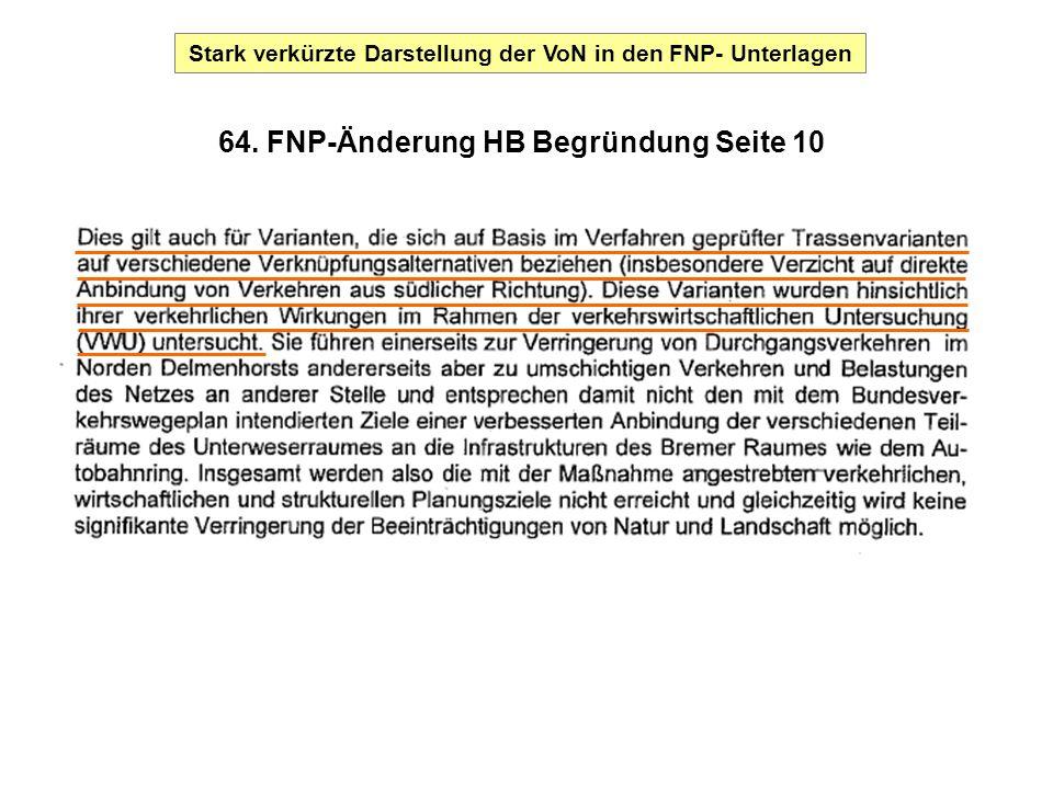 64. FNP-Änderung HB Begründung Seite 10