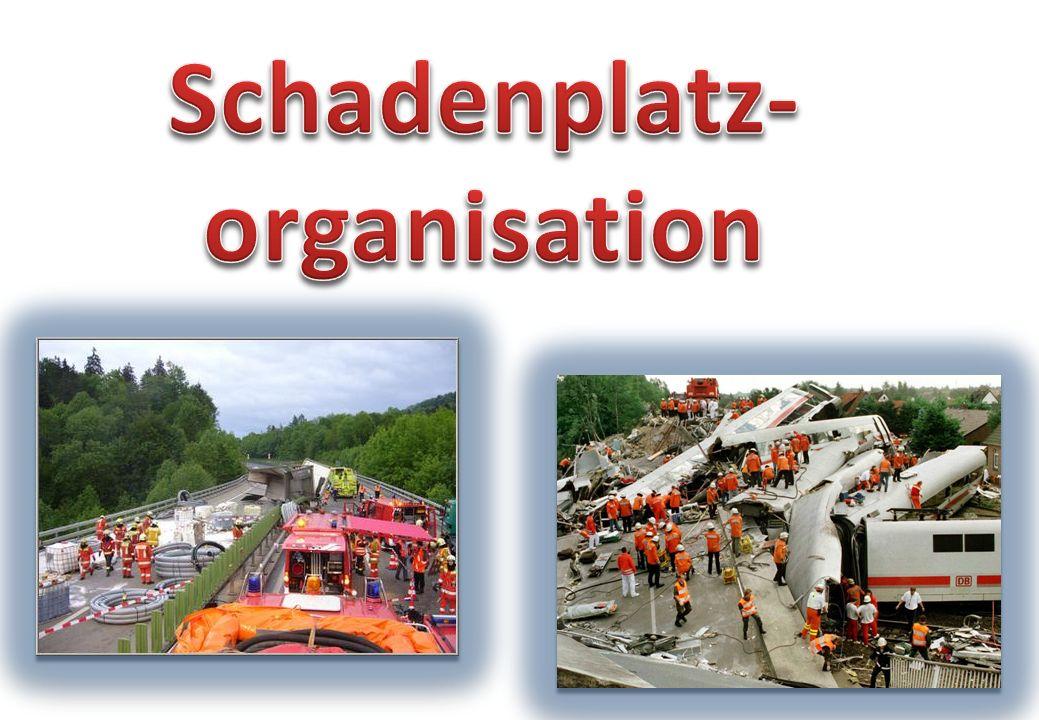 Schadenplatz- organisation