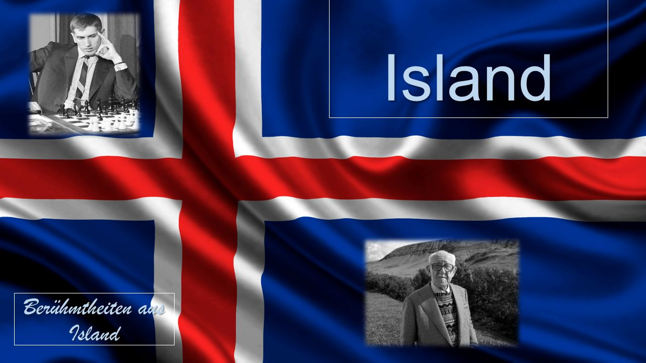 Berühmtheiten aus Island