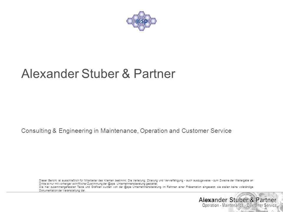 Alexander Stuber & Partner
