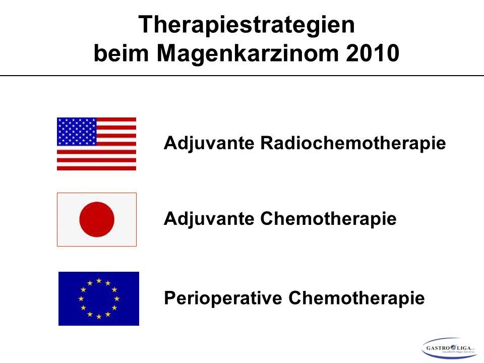 Therapiestrategien beim Magenkarzinom 2010