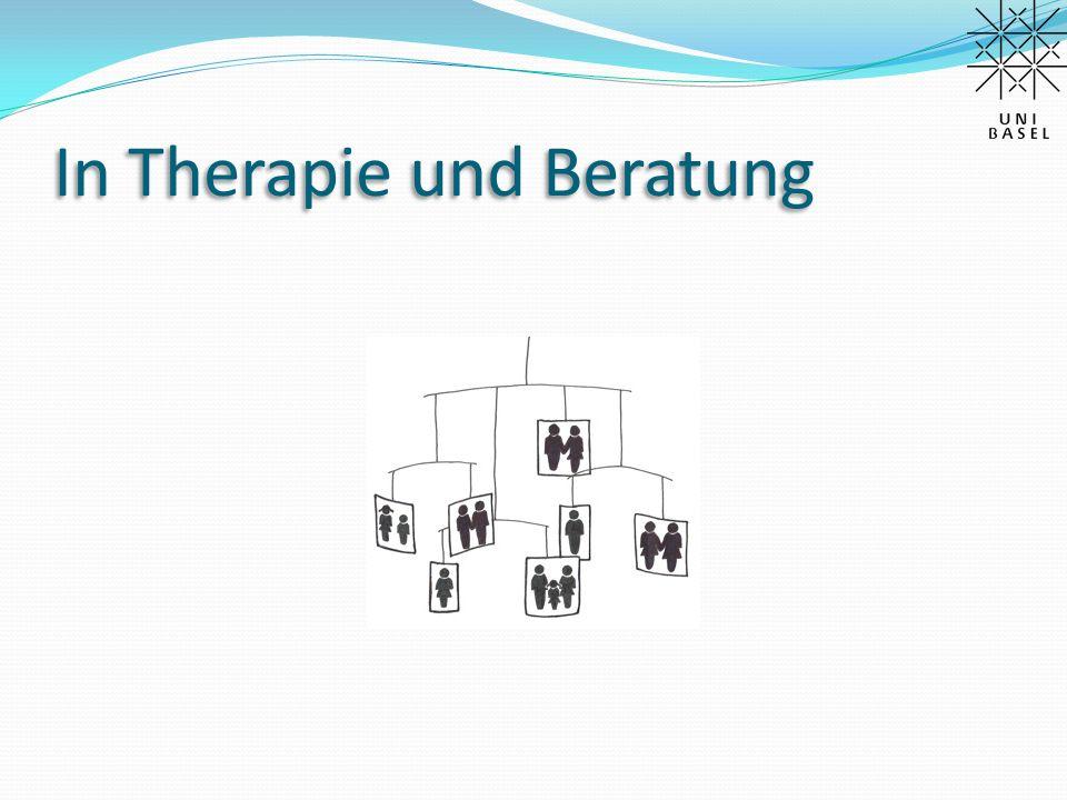 In Therapie und Beratung
