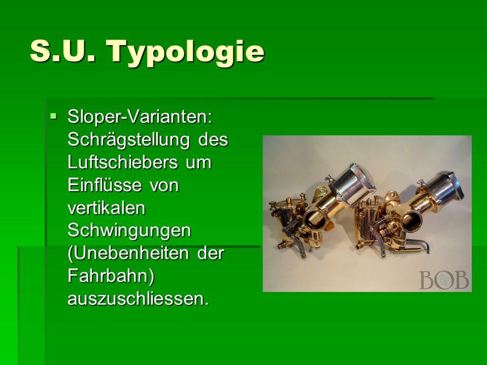 S.U. Typologie