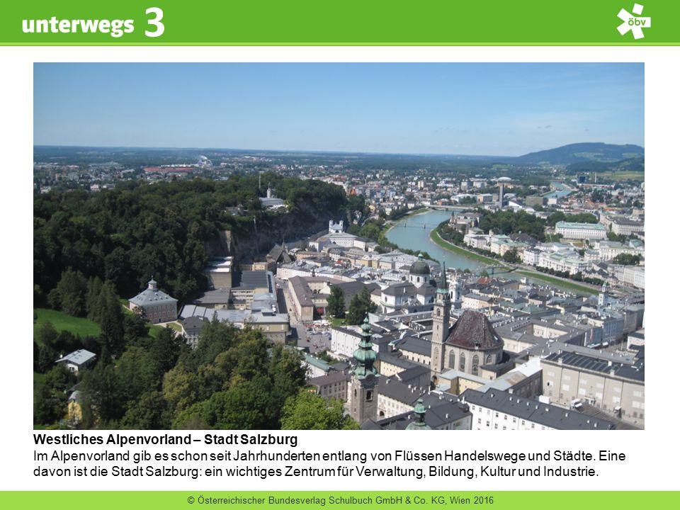 Westliches Alpenvorland – Stadt Salzburg