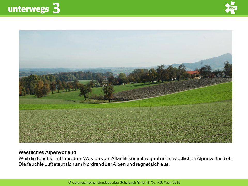 Westliches Alpenvorland