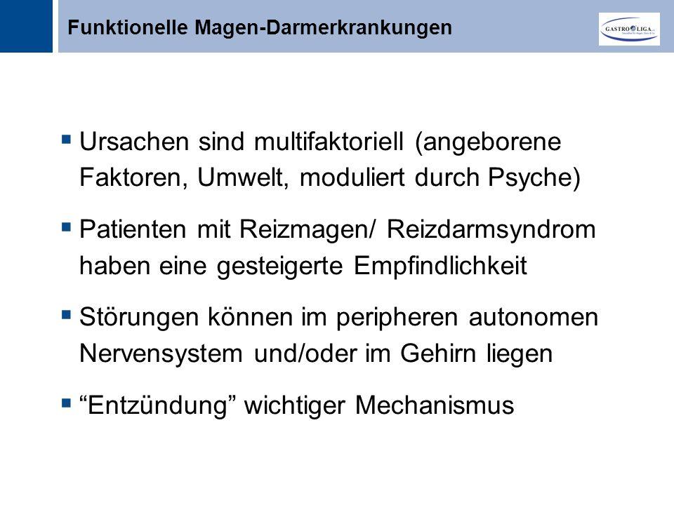 Entzündung wichtiger Mechanismus