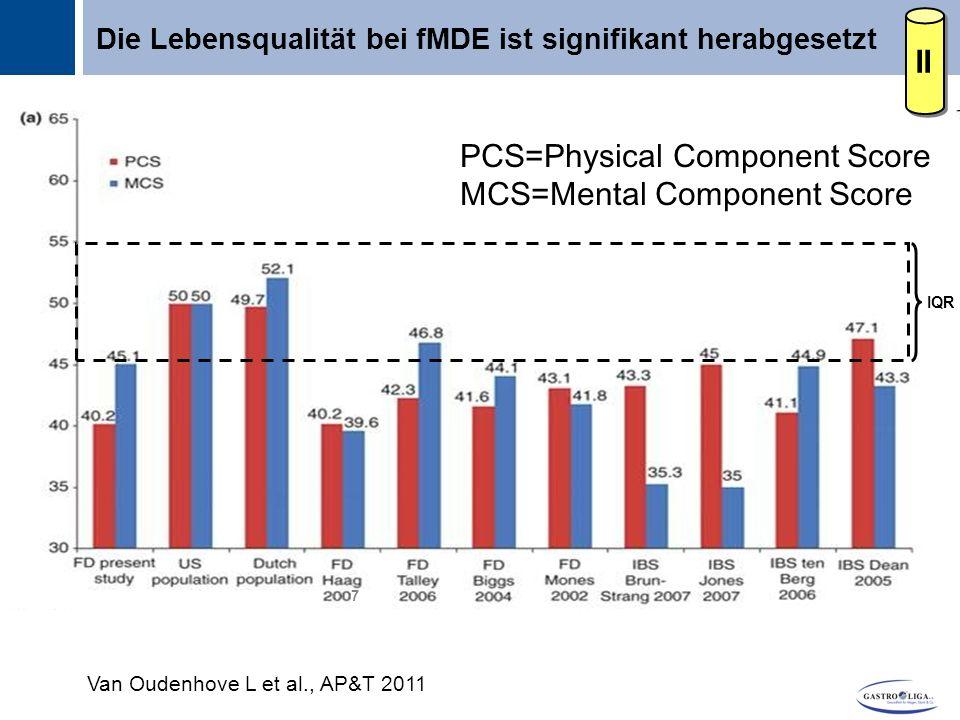 Van Oudenhove L et al., AP&T 2011
