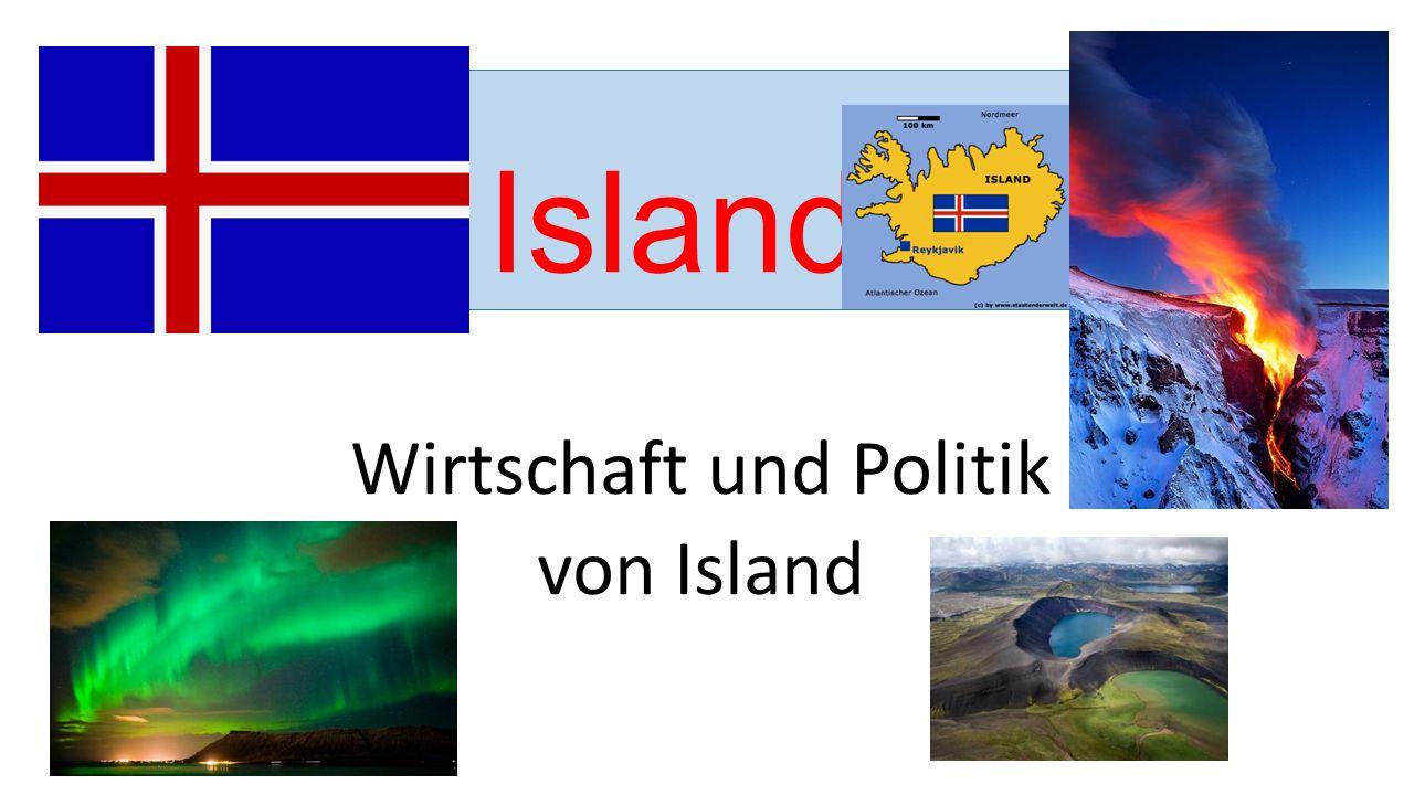 Wirtschaft und Politik von Island