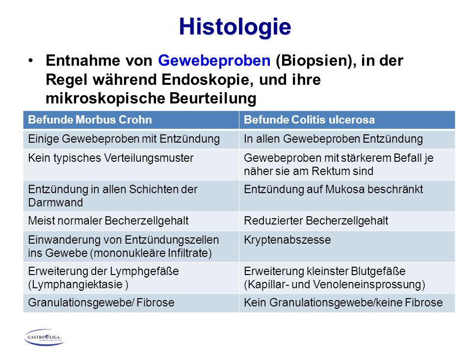 Histologie 4/28/2017. Entnahme von Gewebeproben (Biopsien), in der Regel während Endoskopie, und ihre mikroskopische Beurteilung.