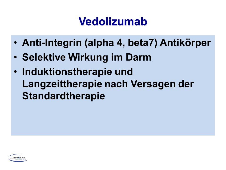 Vedolizumab Anti-Integrin (alpha 4, beta7) Antikörper