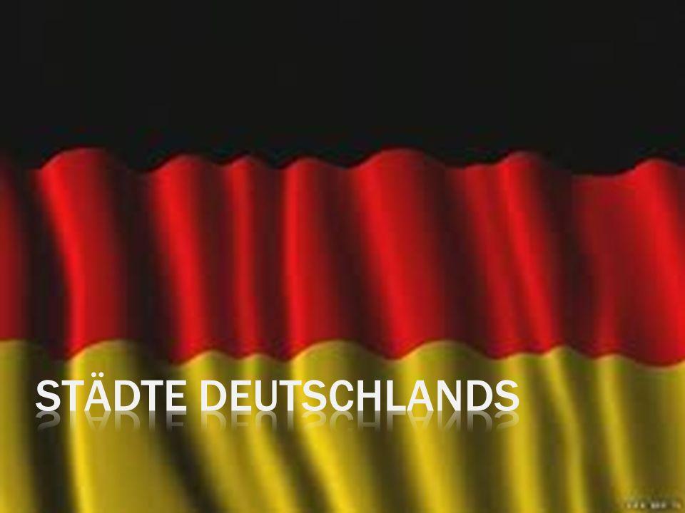 Städte Deutschlands