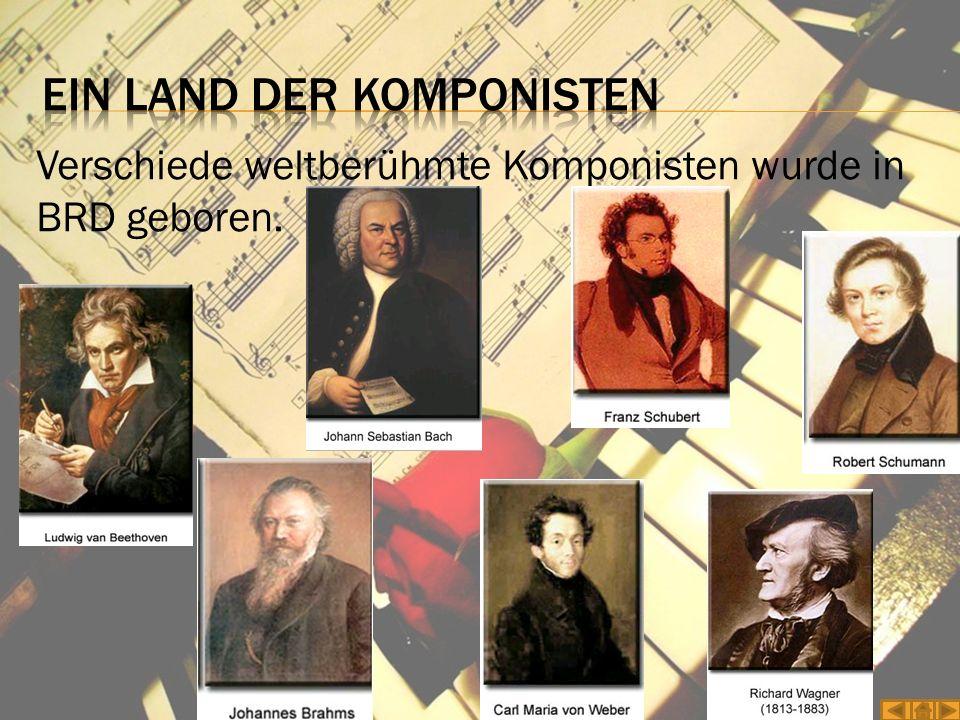 ein Land der Komponisten