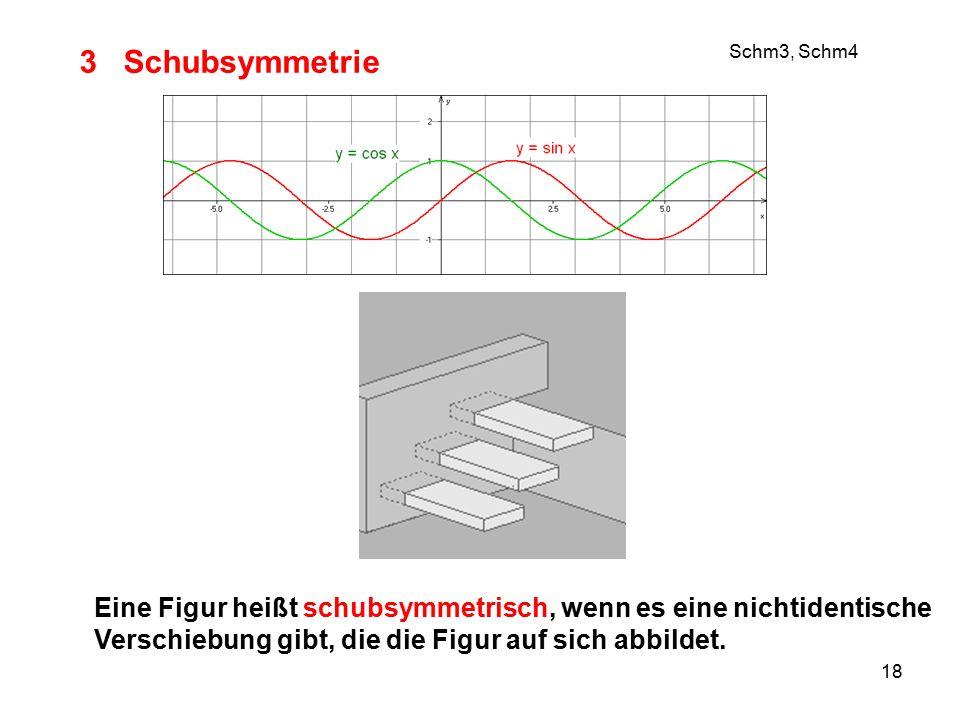 3 Schubsymmetrie Schm3, Schm4.