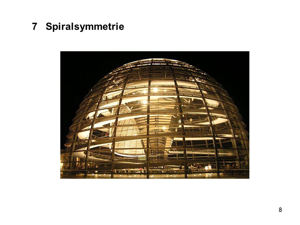 7 Spiralsymmetrie Kuppel des Bundestages