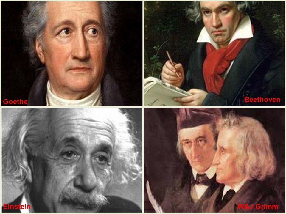 Beethoven Goethe Einstein W&J Grimm
