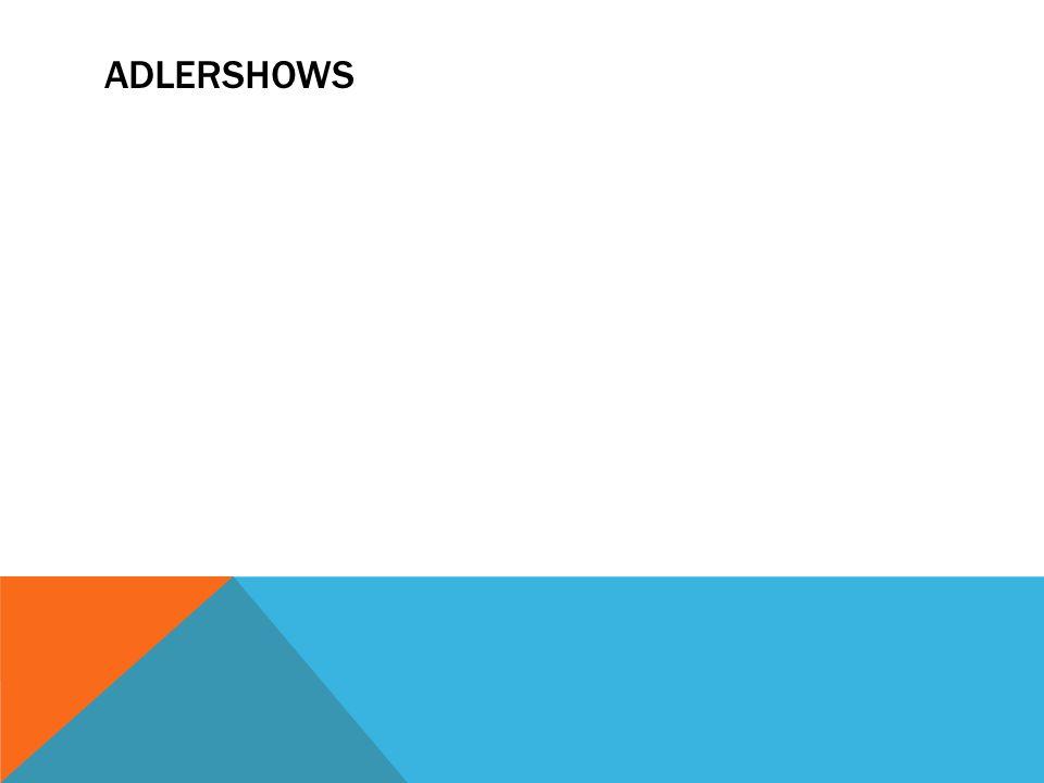 Adlershows