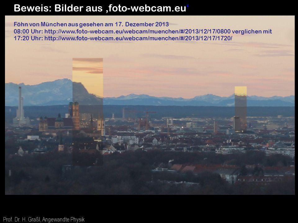 Beweis: Bilder aus 'foto-webcam.eu'