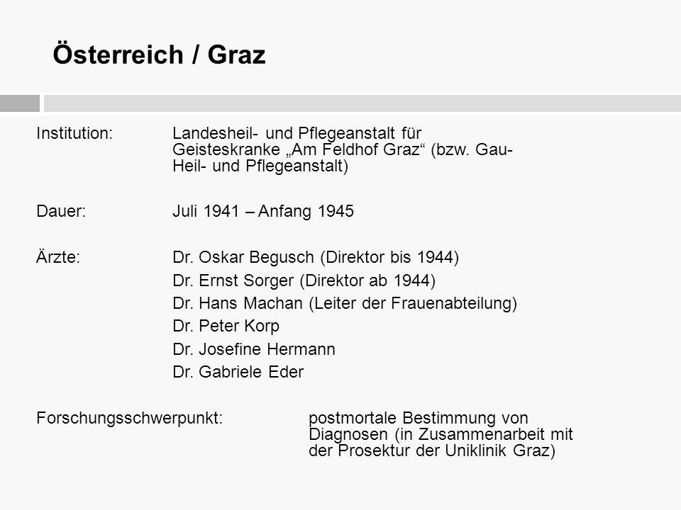 Österreich / Graz
