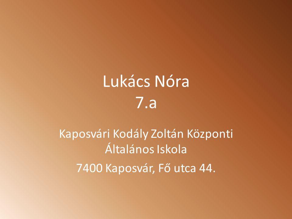 Kaposvári Kodály Zoltán Központi Általános Iskola