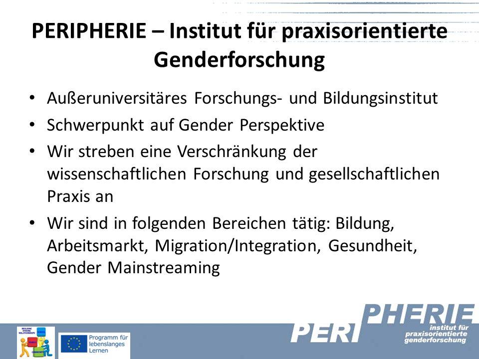 PERIPHERIE – Institut für praxisorientierte Genderforschung