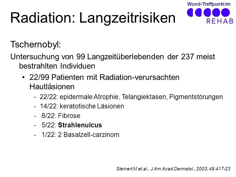 Radiation: Langzeitrisiken