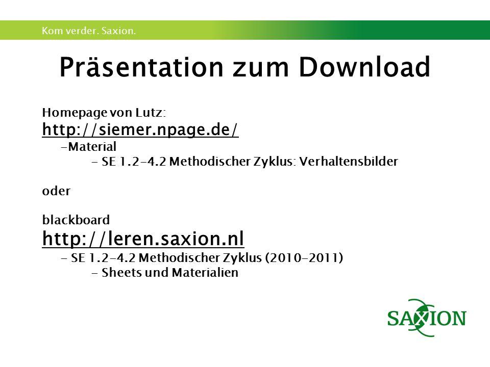 Präsentation zum Download