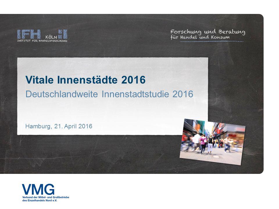 Deutschlandweite Innenstadtstudie 2016