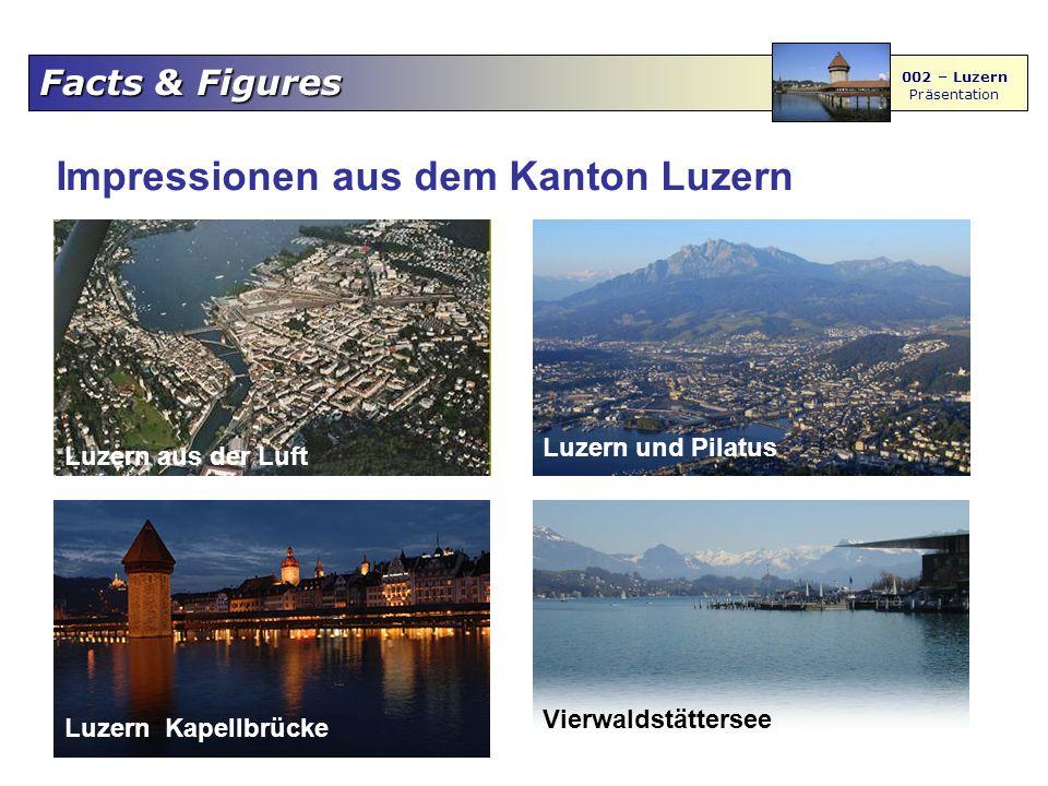 Impressionen aus dem Kanton Luzern