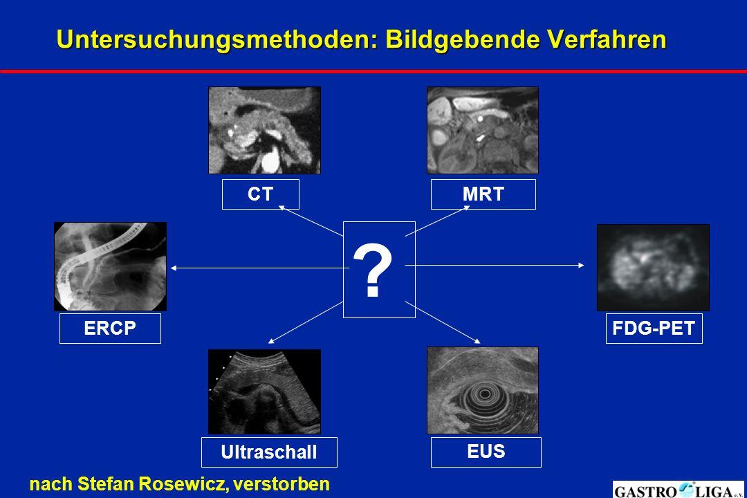 Untersuchungsmethoden: Bildgebende Verfahren