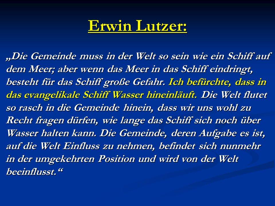 Erwin Lutzer: