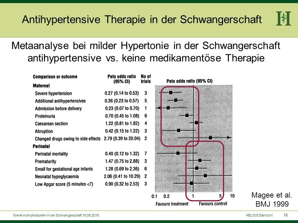 987 Frauen mit nichtproteinurischer art. Hypertonie