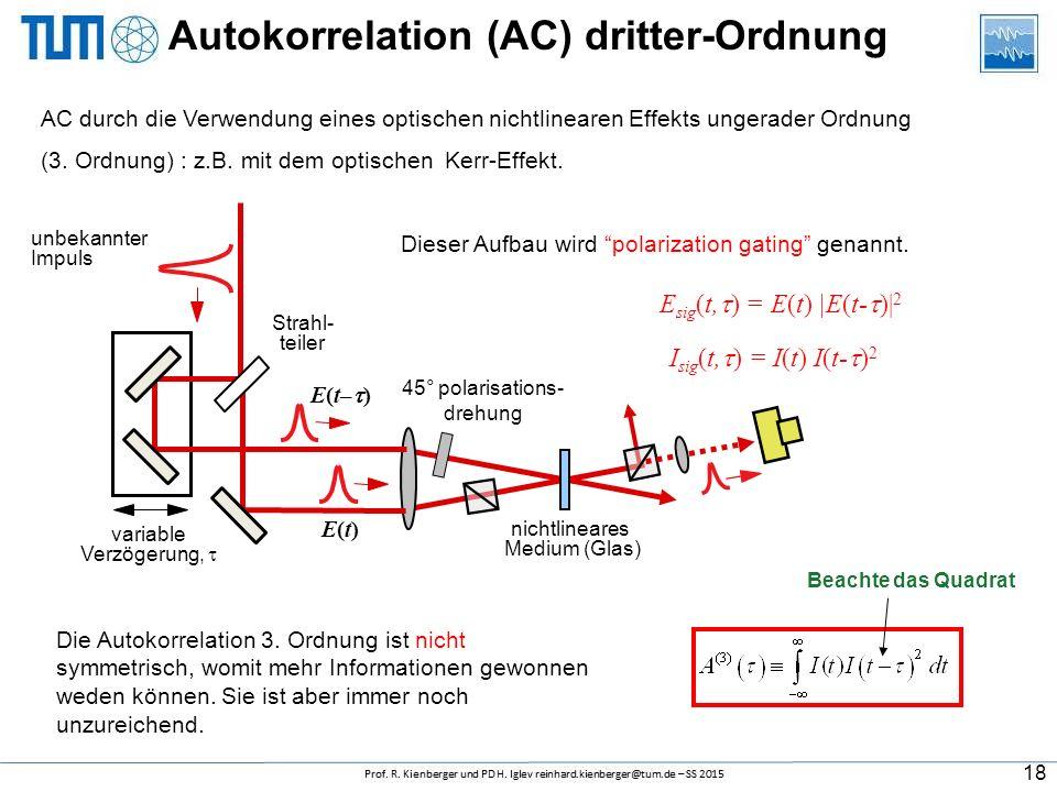Autokorrelation (AC) dritter-Ordnung